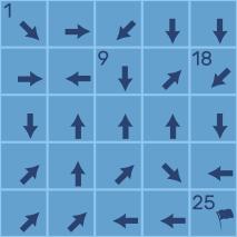 5x5 example image
